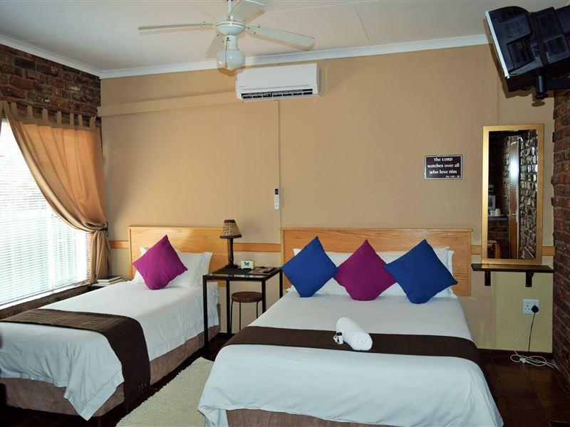 Overnight Accommodation