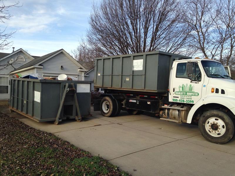 Dumpster Rentals Service