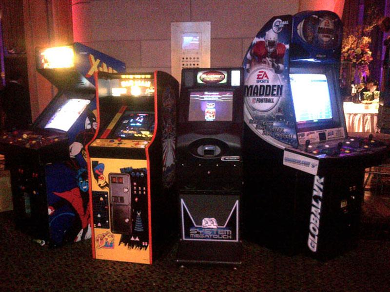 Game Rental Service